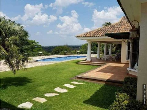 ganga se vende mansion en carretera sur
