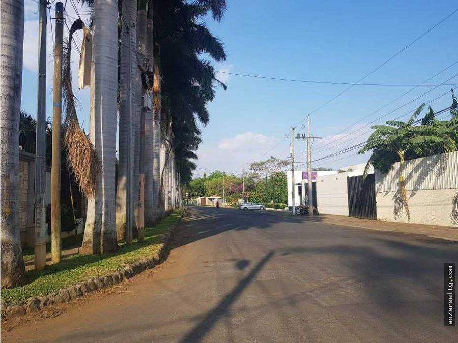 se vendese alquila casa en km11 crta a masaya