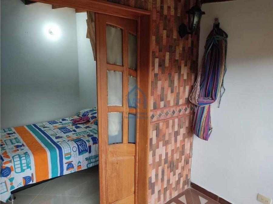 gangazo casa unifamiliar con balcones en niquia bello antioquia