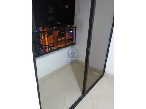 gangazo apartamento de tercer piso 59 m2 playa rica bello antioquia