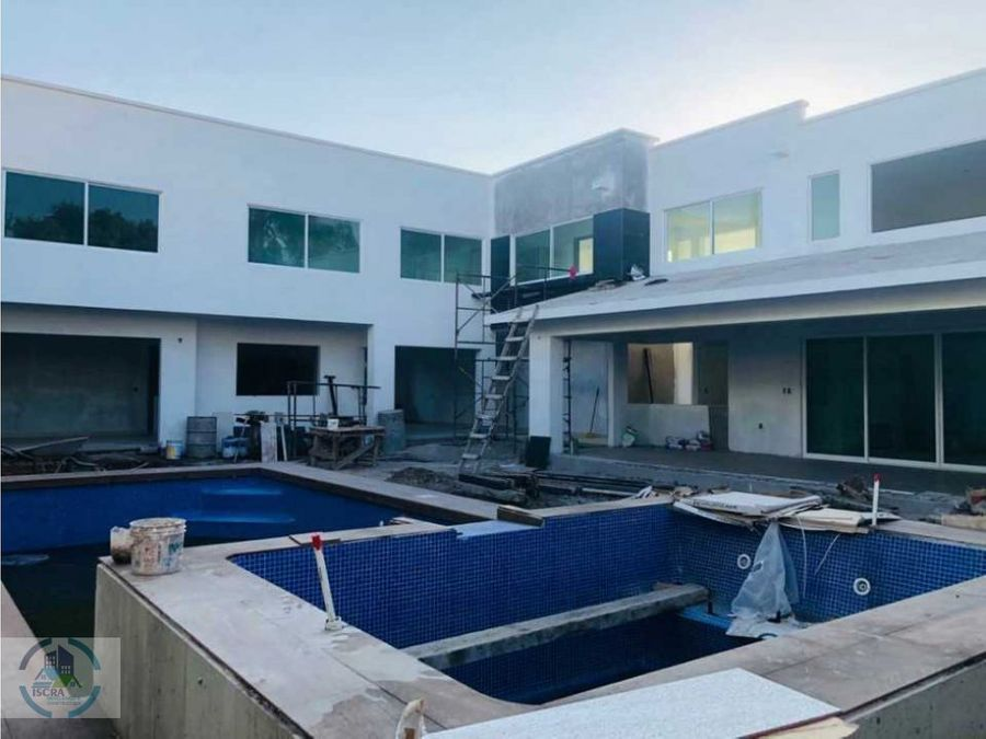 impecable residencia