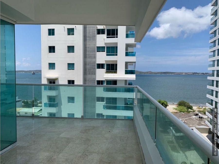 gran apartamento vistas playa y bahia