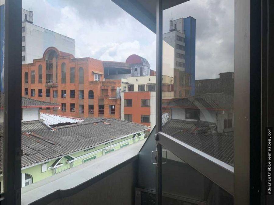 gran edificio empresarial corporativo centro manizales