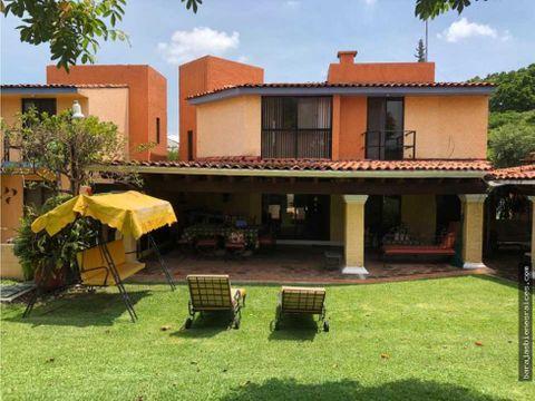 venta de casa con alberca en residencial jiutepec