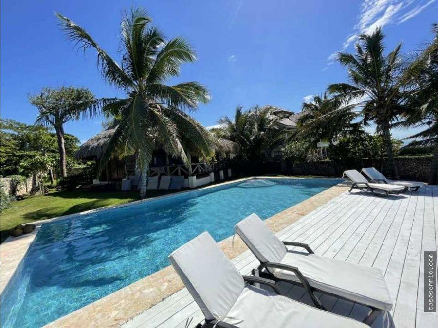 hacienda del mar ocean front villa in rsj
