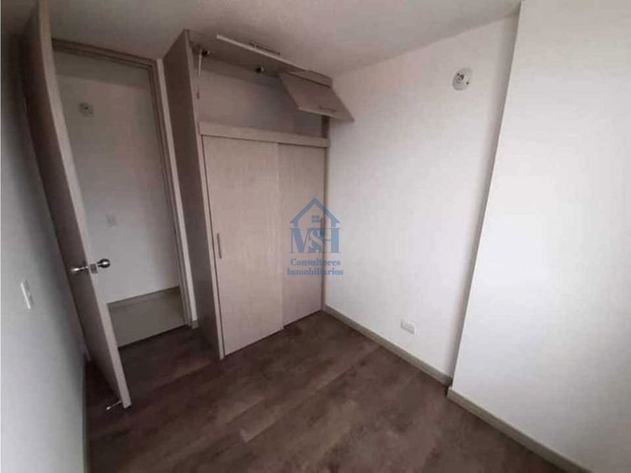 hermoso apartamento 60 m2 en unidad cerrada sabaneta antioquia