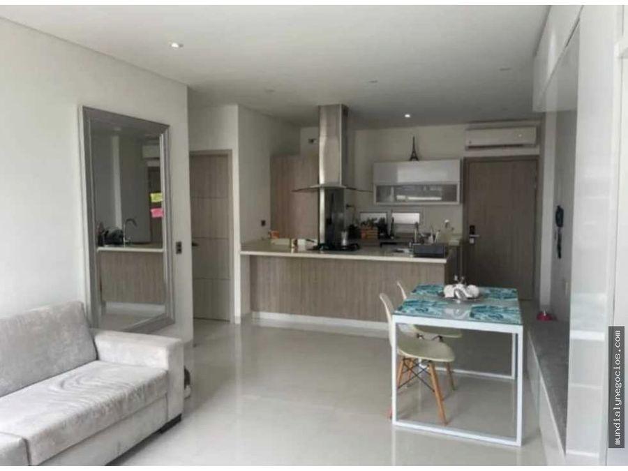 hermoso apartamento con amplios espacios y acabados modernos