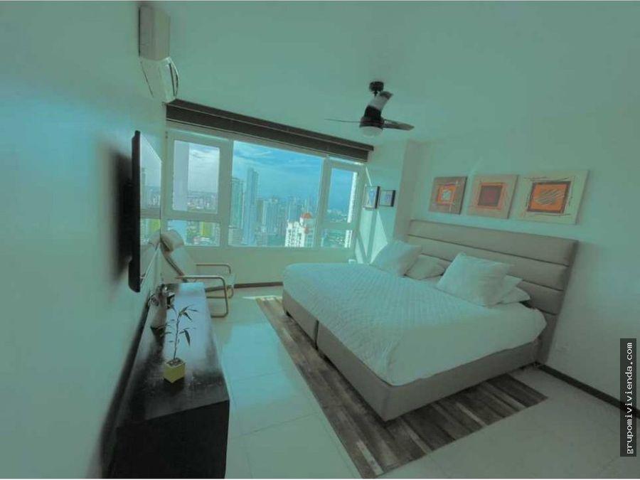 hermoso apartamento con excelente vista en coco del mar