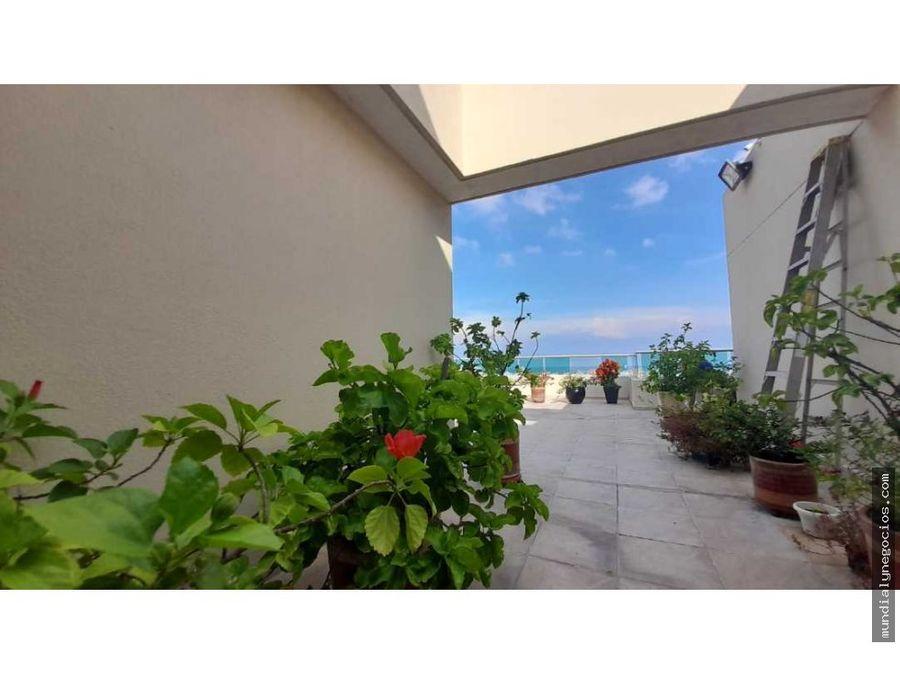 hermoso apartamento con patio en granadillo barranquilla