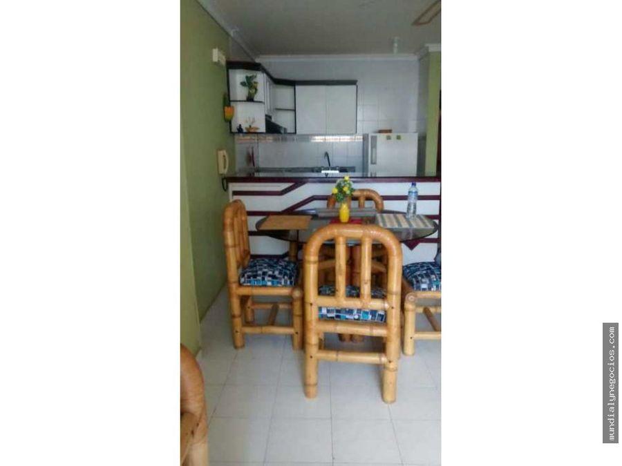 apartamento amoblado con permiso para arriendo turistico rodadero 001