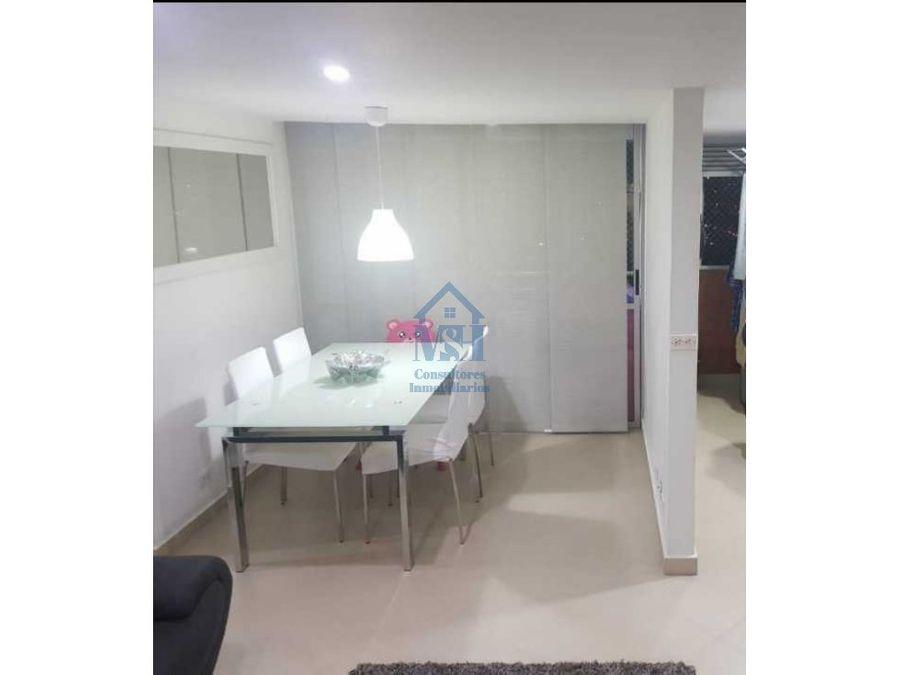 hermoso apartamento de 67m2 sector navarra en bello antioquia