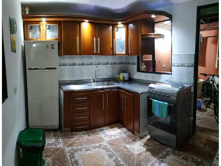 hermoso apartamento de primer piso en marinilla sector la alameda