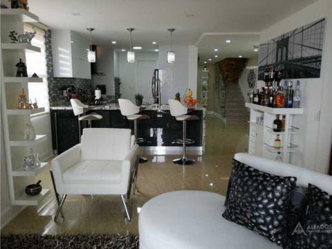 hermoso apartamento duplex sector zuniga
