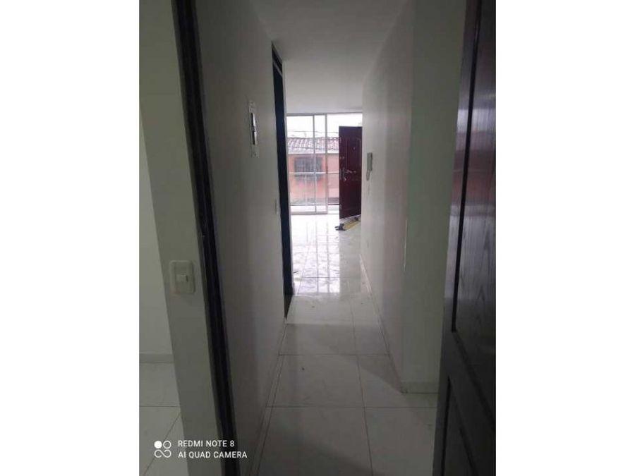 hermoso apartamento en marinilla de segundo piso en barrio bella vista