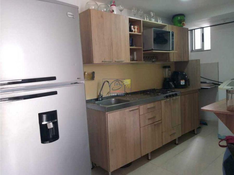 hermoso apartamento en unidad cerrada en marinilla los sauces