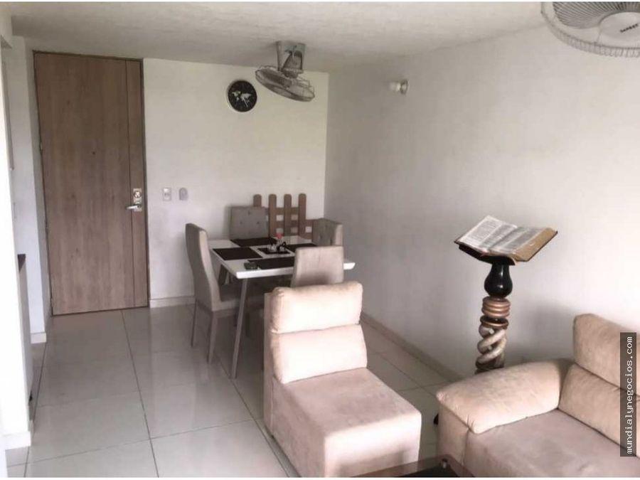 hermoso apartamento en venta conj residencial venecia hg0034