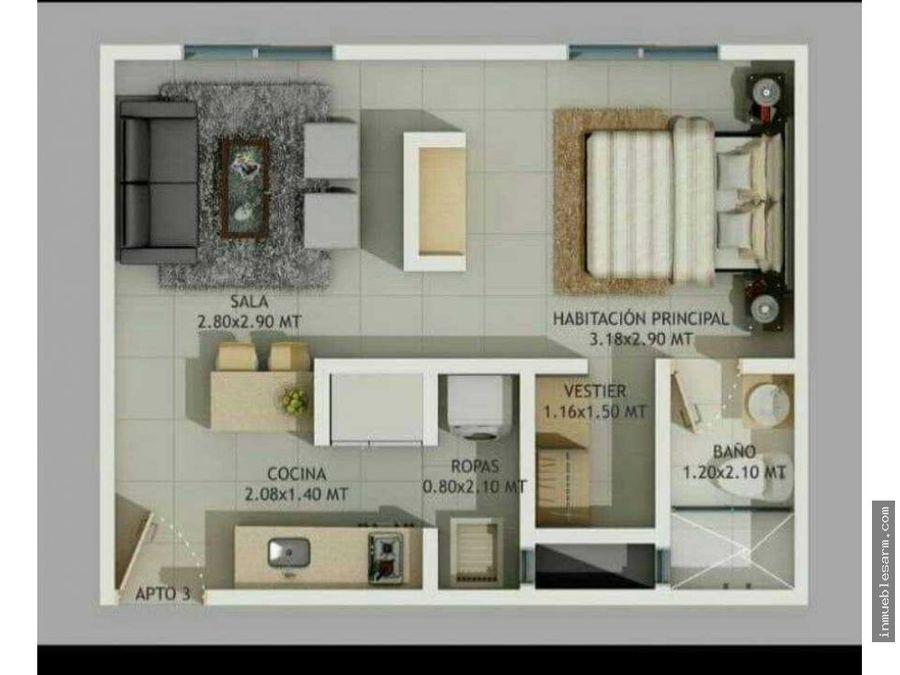 hermoso apartamento sector av 19 norte