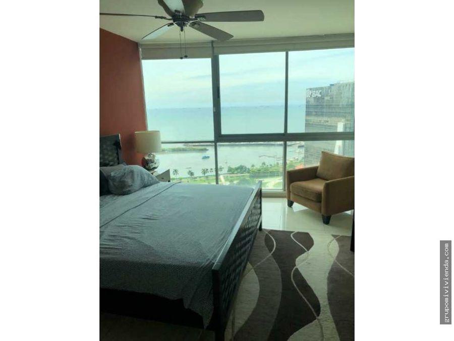 hermoso apartamento vista al mar en avenida balboa