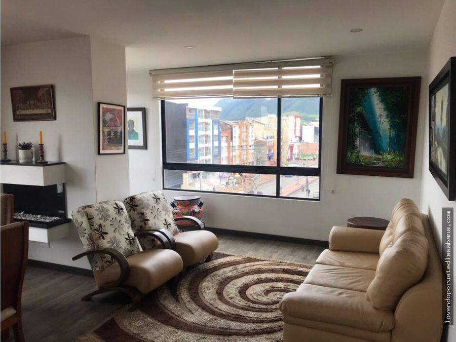 hermoso apartamento zipaquira algarra iii