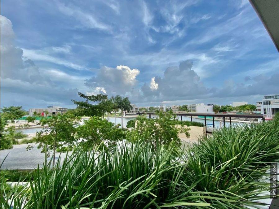 hermoso departamento de lujo en la mejor zona de cancun