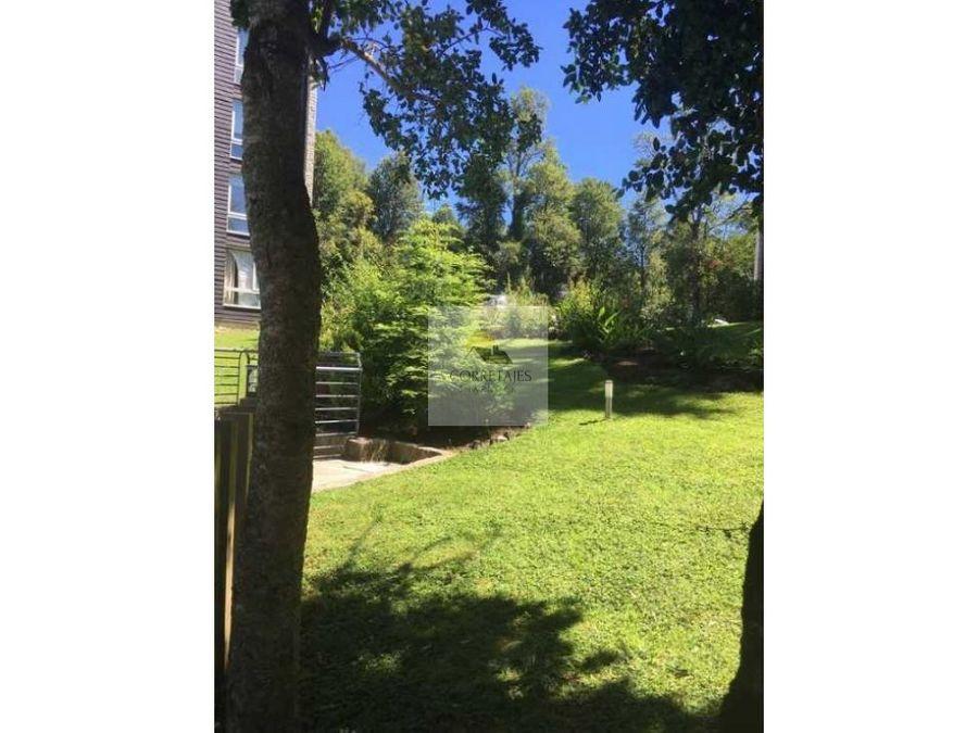 hermoso depto en parque paillahue pucon