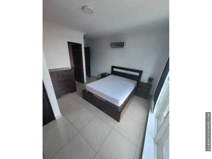 hermoso y comodo apartamento en punta pacifica alquiler