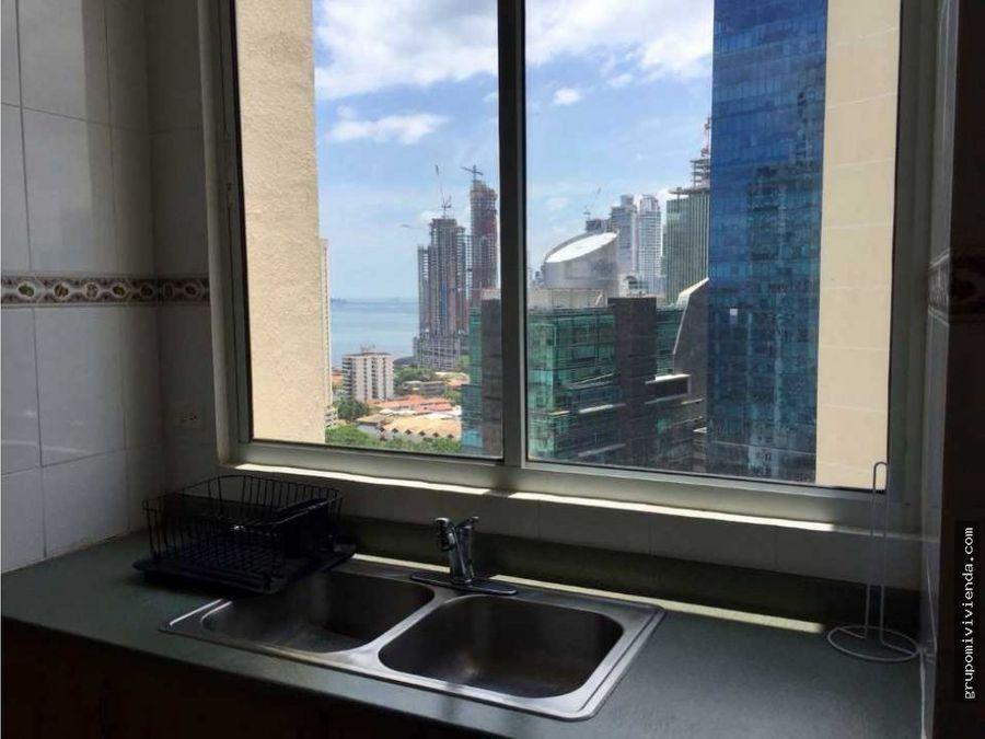 hermoso y comodo apartamento en punta pacifica alquilerventa