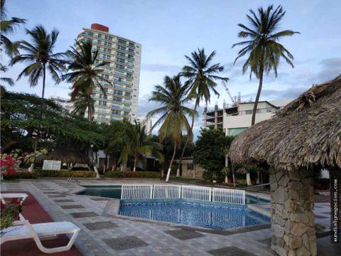 hermosa cabana urbanizacion playa salguero santa marta c011