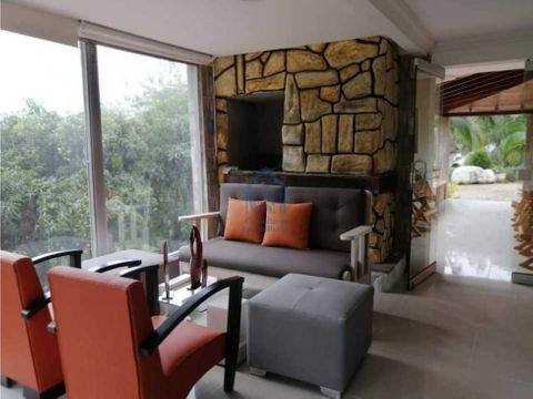 hermosa casa campestre en venta copacabana antioquia