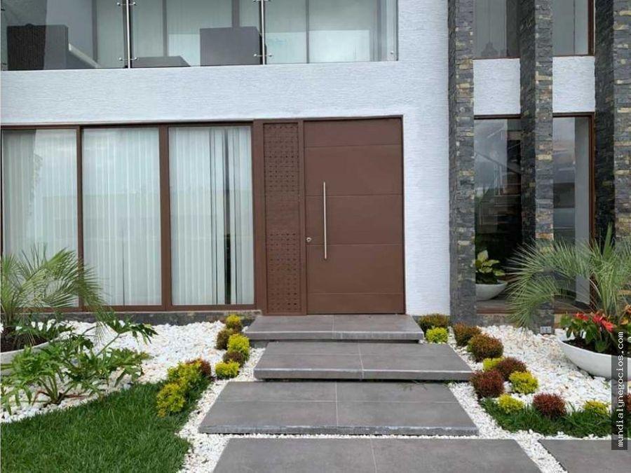 hermosa casa campestre en venta montenegro quindio