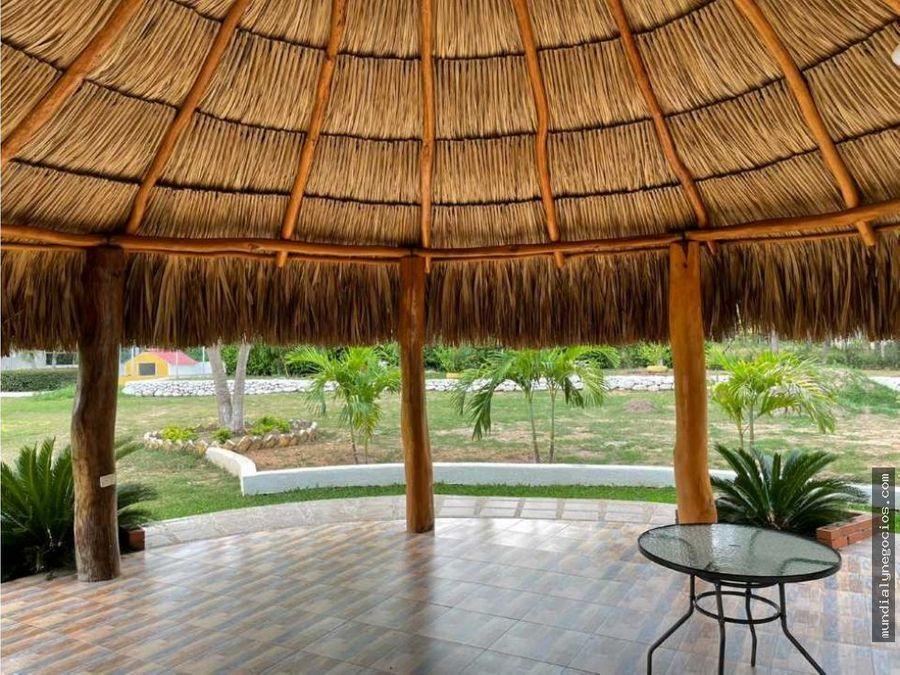 hermosa casa campestre via a rio seco 01