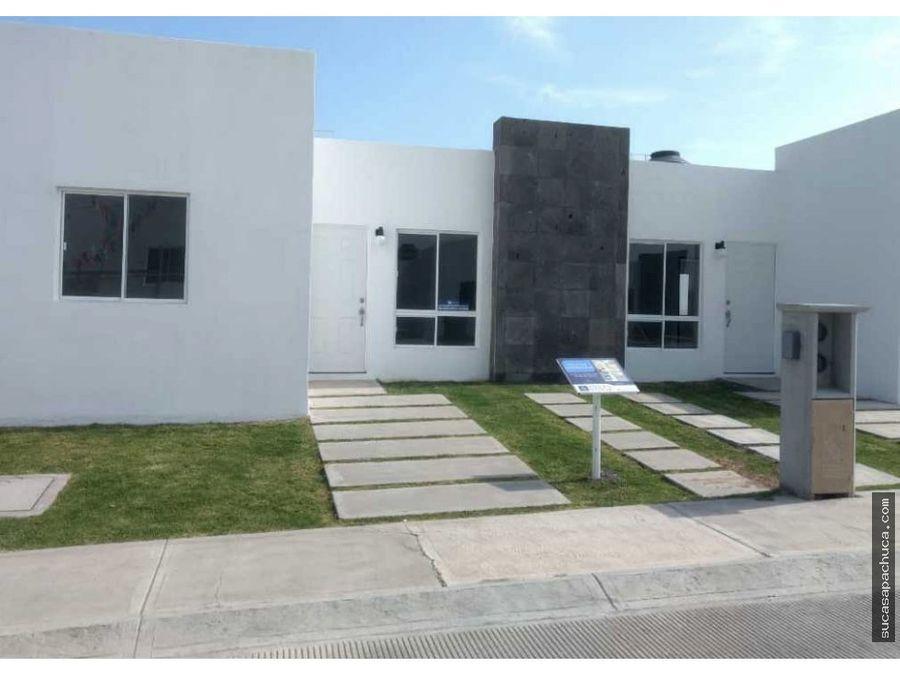 hermosa casa cerca de plaza explanada