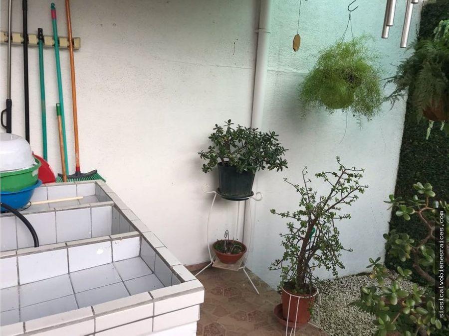 hermosa casa de 1 sola planta en hacienda vieja curridabat