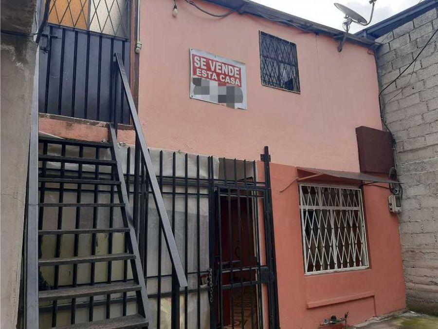 casa de venta en quitumbe sector condominios nina llagta