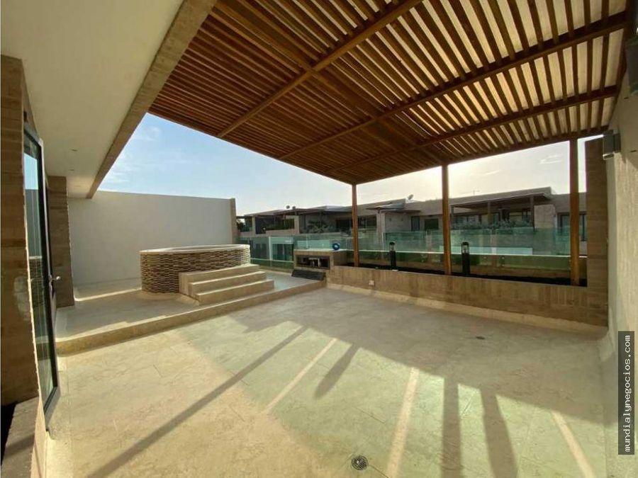 hermosa casa de oportunidad en sector mira campestre barranquilla