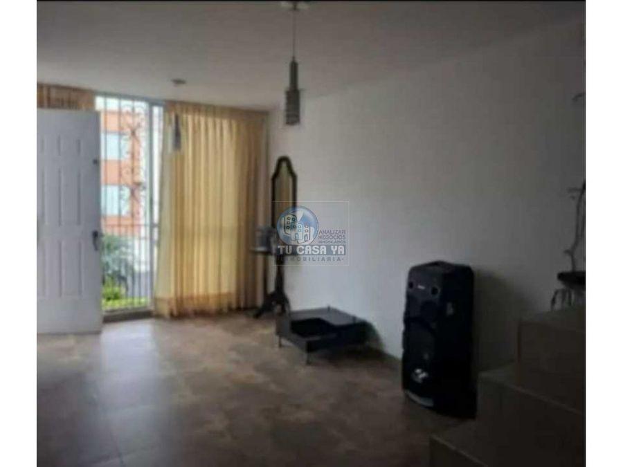 hermosa casa duplex 84m2 en acogedor conjunto residencial de galicia