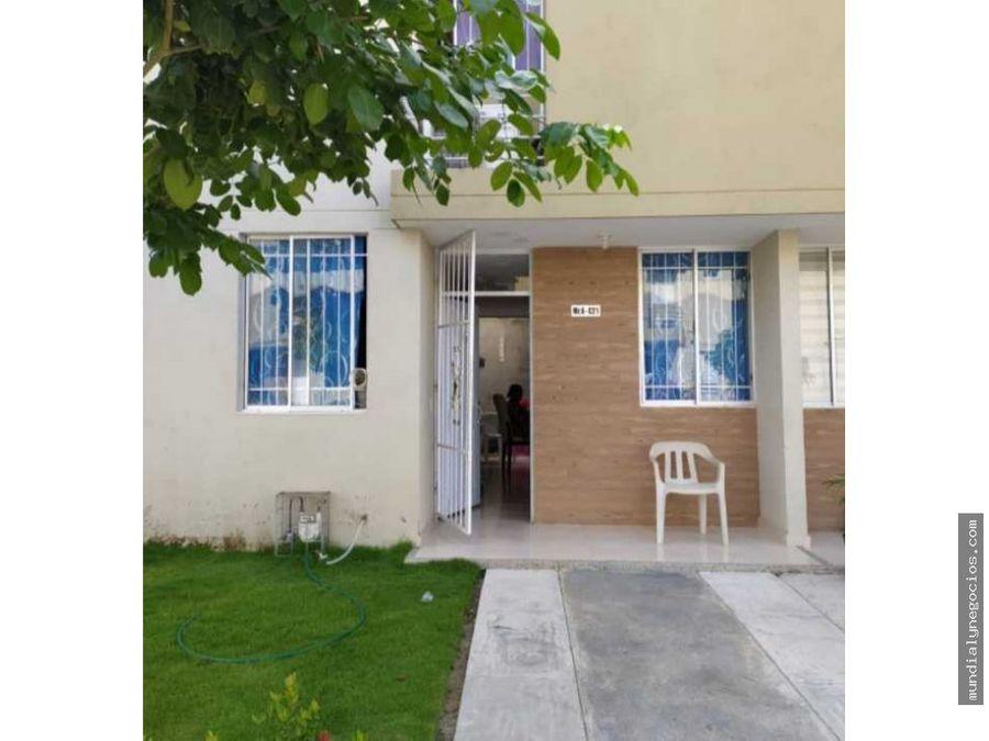 hermosa casa duplex en venta en conj residencial san lorenzo hg0034