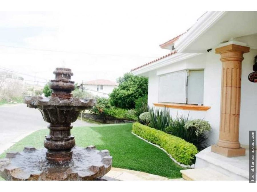 hermosa casa estilo mexicano moderno