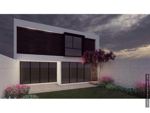 hermosa casa nueva estilo minimalista