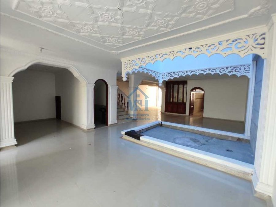 hermosa mansion la castellana monteria cordoba