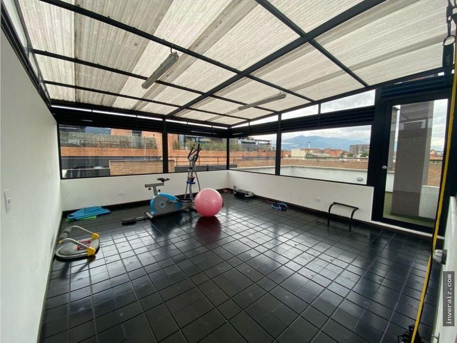 hermosa vista vendo apartamento en nueva autopista con balcon ar