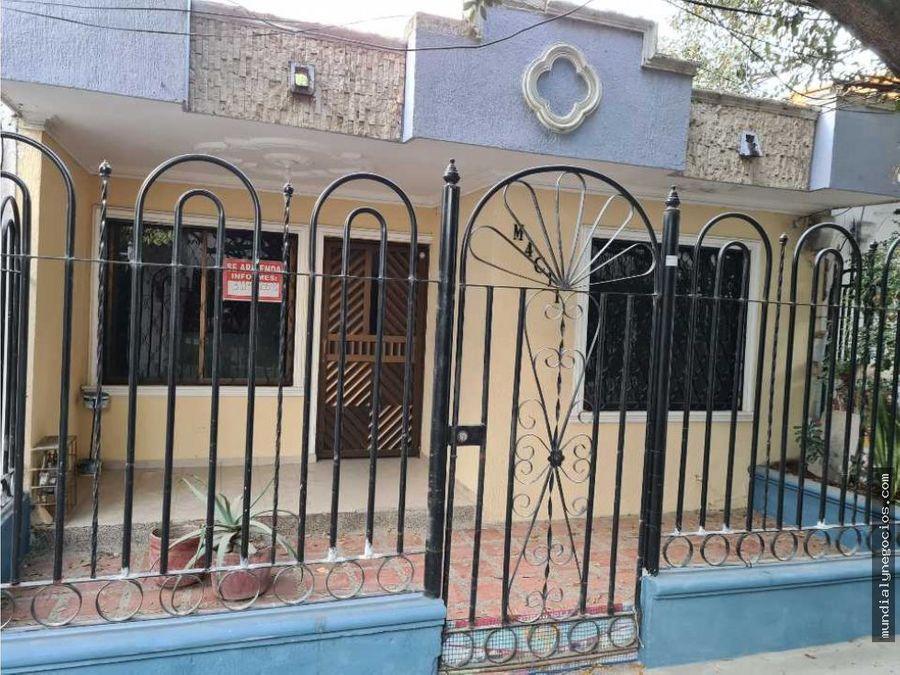 hermosa y amplia casa en santa marta 015