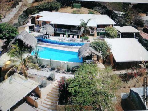 hermosa y rentable cabana de oportunidad cerca al mar en taganga 010