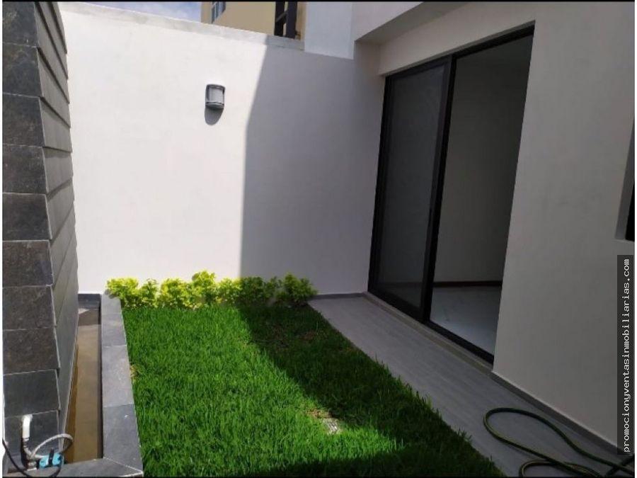 hermosa casa valle imperial zapopan 3 niveles 3 recamaras roof garden