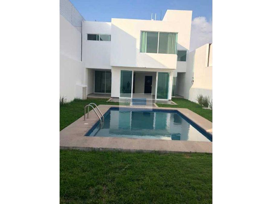 hermosas residencia en venta o renta