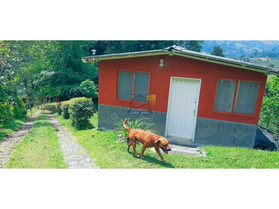 hernosa finca campestre con casa de mayordomo con exelente acceso