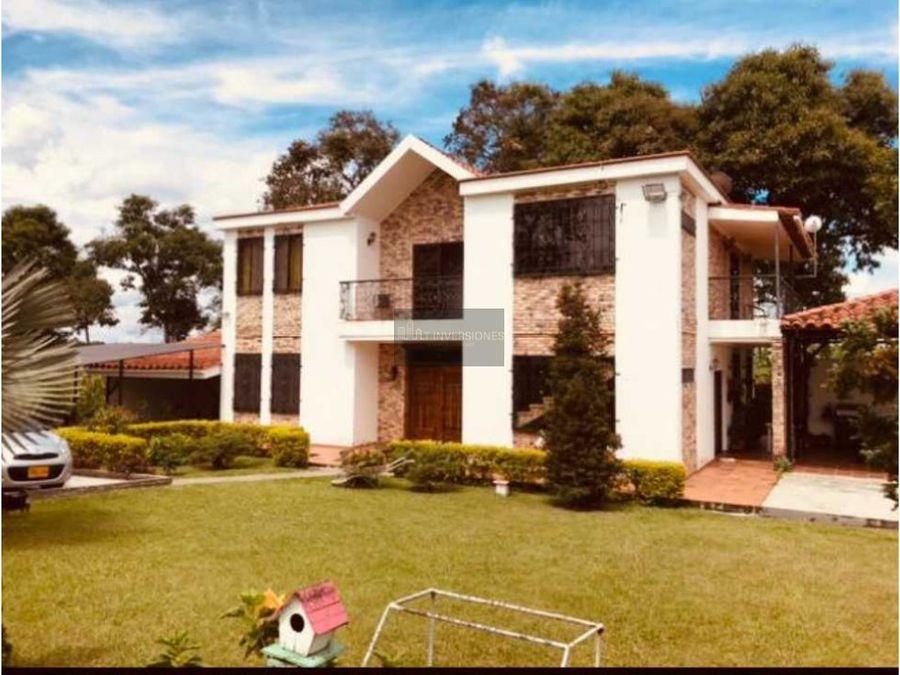 herrmosa casa campestres quimbaya quindio