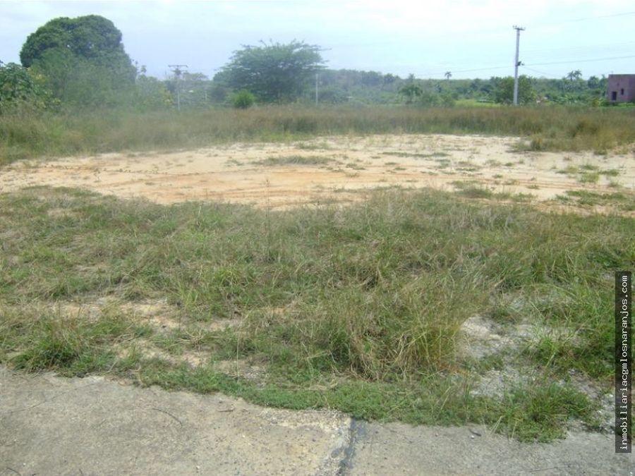 higuerote colinas de ibiza terreno en venta mc 15 001
