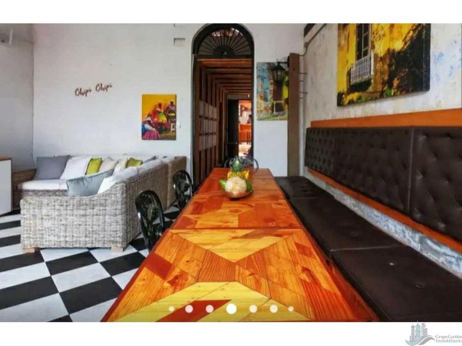 hostal boutique cartagena colombia chipi chipi