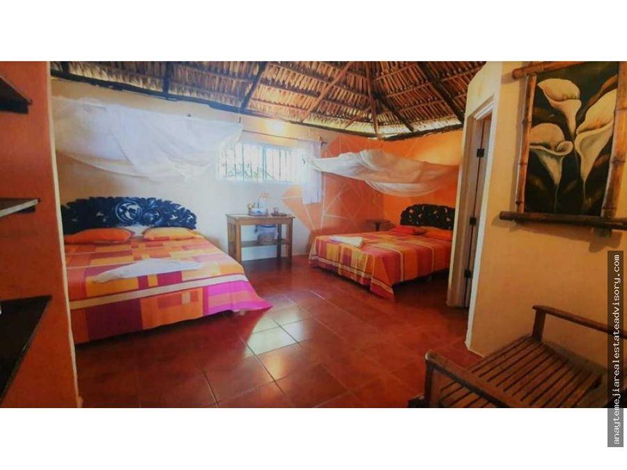 hotel en playa del pacifico mas dos ranchos privados